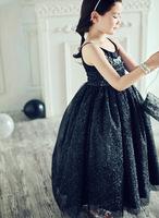 2014 Girls summer sweet sequins tutu dress , princess dress girl , 5pcs/lot LWH17
