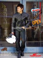The new 2014 cowboy KOMINE JK - 006 mesh racing motorcycle riding fell under the motorcycle riding
