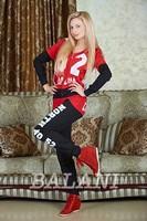 Mini Gum New 2014 women fashion 2pcs tracksuit sportwear red skull print long sleeve hoody sweatshirt s m l
