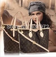 Famous Brand Handbags 2014 High Quality Free shipping louis handbag women louis-v bags M40146 Purse Hot-selling