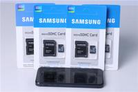 100% Original !!! Brand Memory Card Micro SD Card 64GB 32GB 16GB 8GB TF Card Pen Drive Flash + Adapter + Reader