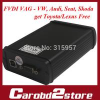 FVDI ABRITES Commander For VAG VW Aud Seat Skoda (V21) get Toyota/Lexus Hyundai/Kia/Tag Key Tool / VVDI ImmoPlus V13.6 Free