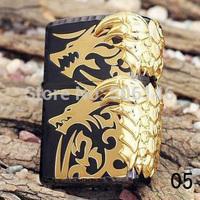 new Style Top! hot Sales lighter men's accessory birthday black ice Dragon Lighter,oil lighter,cigarette lighter