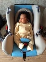 child car seat Newborn baby car child safety seat basket-style baby car seat 0-15 months baby car seat isofix