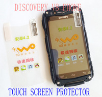 5X DISCOVERY V8 SMART PHONE SCREEN PROTECTOR FILM FOR V8 MOBILE PHONE