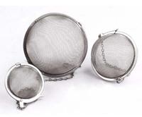 9cm Stainless Steel Twist-Lock Spice Ball Tea Infuser Herb Infuser
