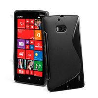 500pcs/Lot TPU S  Line GEL Case Cover for Nokia Lumia 929