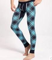 men underwear autumn warm pants male long johns men's trousers warm underpants N-5