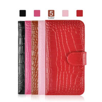 Wallet Leather Case For iPhone 6plus   30pcs/lot freeshipping