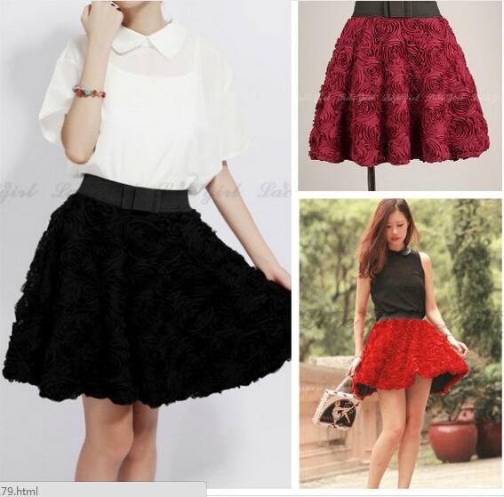 Женская юбка 3D saia женская юбка dear lover saia 2015 lc21141