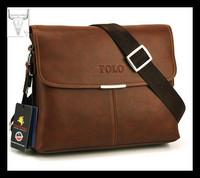 New 2014 men's bags brand men's fashion business package one shoulder inclined shoulder bag bag horizontal men's bags