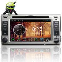 S150 Android DVD WIFI 3G Wifi RDS 20VCD Navigation For 2006-2011 Hyundai Santa Fe Santa-Fe Free map +Free shipping