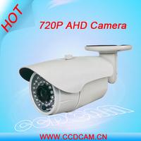 IR waterproof outdoor 1 megpixel Hd surveillance AHD cameras ( EC-AHC1004 )