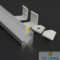 Free shipping AP-1919D aluminum profile 1m LED profile Aluminum