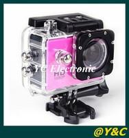 Original  WIFI Action Waterproof Camera Diving 30M 1920*1080P/30FPS Waterproof HD Sport Action Cam+Extra 1pcs battery