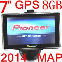 "7"" GPS NAVIGATION NAVIGATOR  MSTAR 800MHz ddr 128M FM 8GB  Primo (French espanol  ) navitel ( Russia Ukraine Belarus Kazakhstan)"
