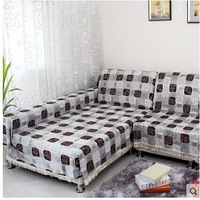 High quality chenille three-seat sofa covers full home sofa full covers sets customized