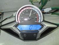 NEW 2014 Motorcycle motorbike LCD digital speedometer odometer for 2,4 cylinders