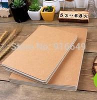 16K Sketchbook, Graffiti, Notebook, Kraft brown paper cover, 40 sheets