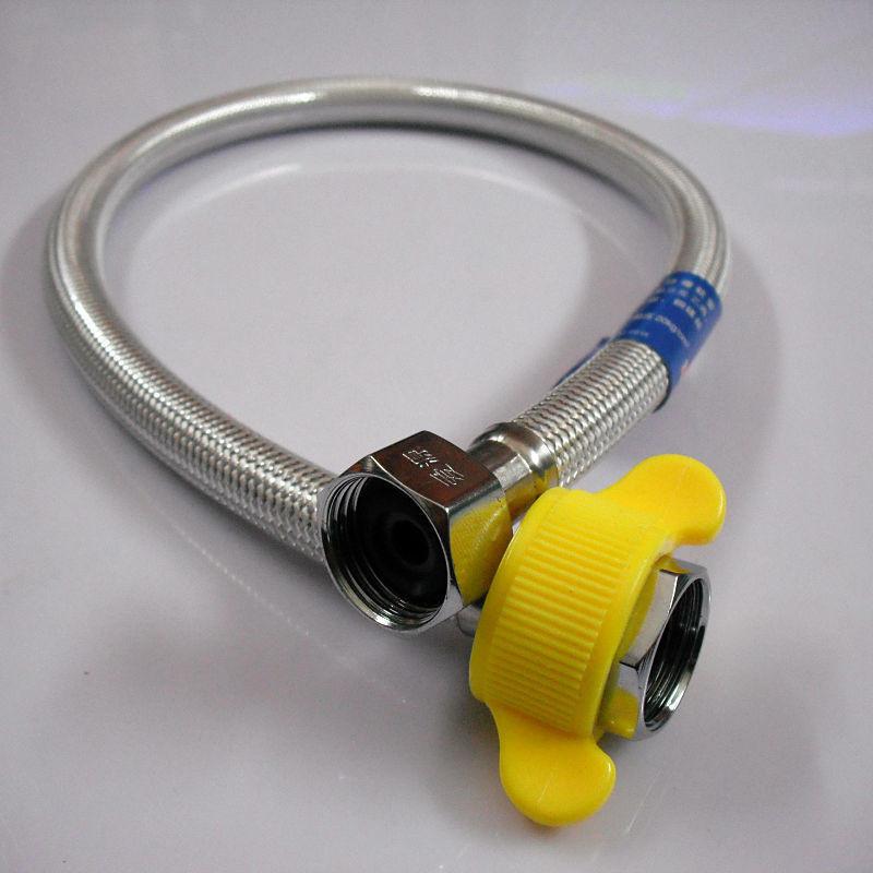 Love the source of high-density braided hose inlet hose innovative senior kitchen installation design 50 cm(China (Mainland))