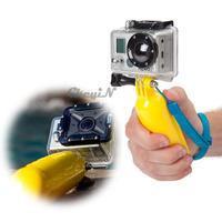 Gopro Bobber Floating Handheld Floaty Grip Stabilizer Monopod For Gopro Hero 3/4 SJ4000/SJ5000 Go Pro Accessories Kit 0.3-ZP004