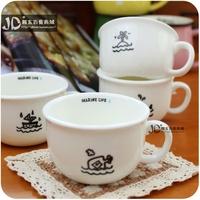 For za kka japanese style cup ceramic istikan mug coffee cup vintage ceramic cup