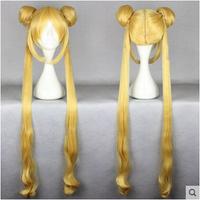 Girl Sailor Moon Cosplay Costumes Wig Tsukino Usagi And Princess Serenity Cosplay Costumes Women Anime Costumes COS236