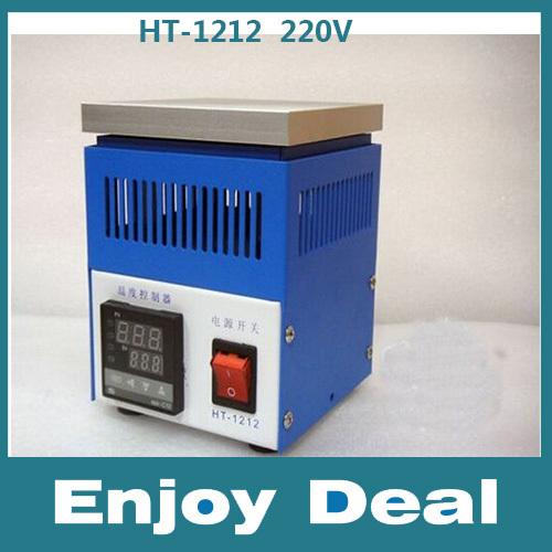 HONTON HT-1212 400W Heating Hot Plate Preheating Station BGA Reballing Preheater 220V(China (Mainland))