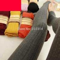 Women pantyhose ladies fashion female stockings multi colors Breathable, warmth foot socks 9423