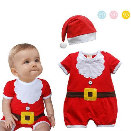 Père Noel Mignon Noël Santa Bébé Garçons Mignon