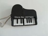 New arrival !!New cartoon piano usb 2.0 memory flash stick pen thumb drive 4gb8gb16gb32gb64gb Free Shipping