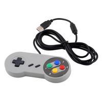 1pcs Super for Nintendo Famicom SF SNES PC Controller Gamepad Joypad USB for Windows for Mac