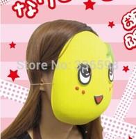 20*17cm pear  japanese MASCOT funashi mask  Free Shipping face mask PVC Mask, 5pcs/lot, wholesale japanese mask