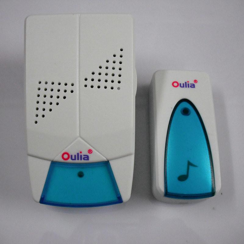 Australia Leia exchange digital music doorbell wireless remote pager 32 elderly Music Specials(China (Mainland))