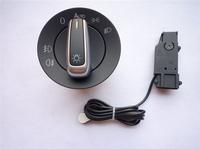 Volkswagen VW Auto Headlight Light Sensor And Switch Kit (Fits: Golf MK6 Jetta MK5 Touran Tiguan Passat B6 CC )