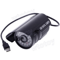 USB 2.0 Digital Surveillance Camera IR Night Version With Various Alarm Function 20295