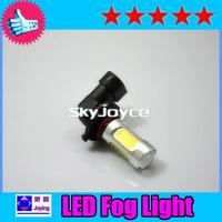 2 x High Power LED H11 Bulb Fog Light Lamp Daytime Running Light Low Beam White led drl H8 H9 H11 FOG LAMP BULB