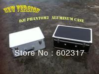 2014 Newest DJI Phantom 2 Vision Professional Aluminum Case For Propguard Transmitter AR Drone Quadcopter FPV toy hobbies