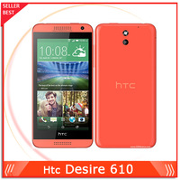 "Original HTC Desire 610 LTE 4G Android 4.4 mobile phone Quad core 4.7"" WIFI GPS 8MP camera 1GB+8GB Free shipping"