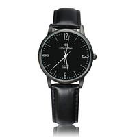 High Quality Cool FeiFan Quartz Watches Women Leather Strap Wristwathces