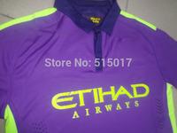 Best Thai Quality 14/15 Man city Soccer Jerseys,Man city 2015  KOMPANY DZEKO KUN AGUERO TOURE YAYA Jerseys  short