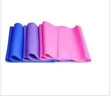 New 2014 Elastic Yoga Pilates Rubber Stretch Resistance Exercise Fitness Band Belt