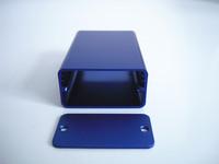 Aluminum alloy shell aluminum chassis battery box aluminum shell power shell waterproof boxes
