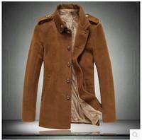 HOT ! New 2014 Autumn Jacket Men Fashion Camouflage Hooded Coat Men Jackets mens Fleece Outer Coats Size M-6XL 2COLOR,men coats,