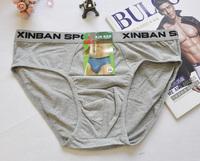 5022 Free Shipping Wholesale Fashion Cotton Underwear Men Briefs