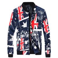Spring autumn fashion man jacket casual slim hot mens jackets and coats lovers jacket