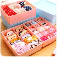 He for ar ts . drawer plastic underwear bra storage box panties socks storage box