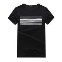 2014 summer fashion casual men's T-shirt Men Printed T-shirt brand personality pattern T shirt
