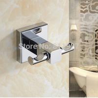 high quality solid brass clothes holder robe hook hanger sapateira cabide bathroom accessories acessorios para banheiro