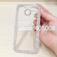 For Motorola Moto X Luxury Bling Case For Motorola Moto X XT1055 1060 XT1058 Mobile Phone Bags 3D Rhinestone Cover Free Shipping